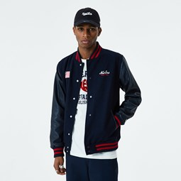 New Era Heritage Flag Varsity Jacket