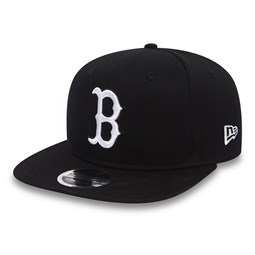 Boston Red Sox True Originators  9FIFTY OF Black Strapback