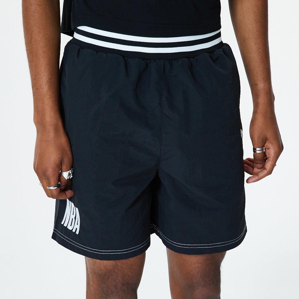 Pantaloncini NBA Logo neri