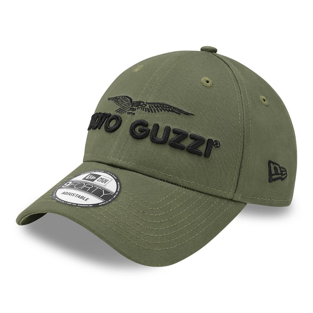 Cappellino Moto Guzzi 9FORTY kaki