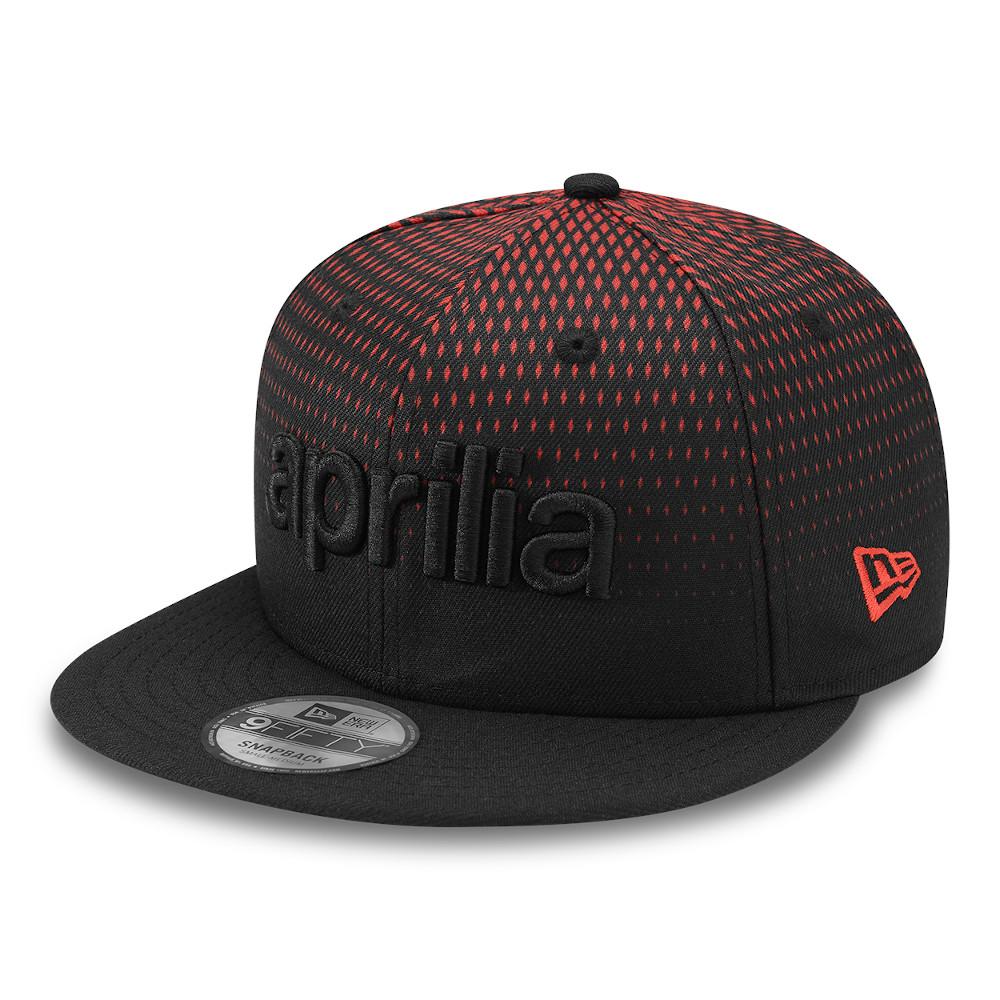9FIFTY – Aprilia – Kappe in Schwarz mit Farbverlauf
