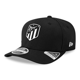 Atletico Madrid Black 9FIFTY Snapback Cap
