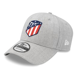 Atletico Madrid Heather Grey 9FORTY Cap