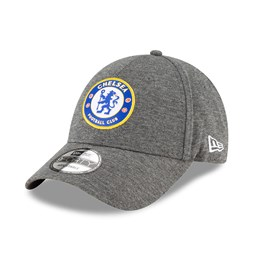 Casquette 9FORTY grise jersey Chelsea FC