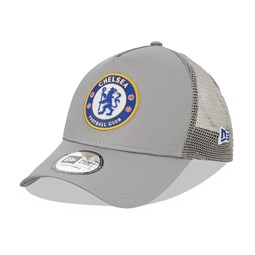 Chelsea FC Crest Grey A-Frame Trucker