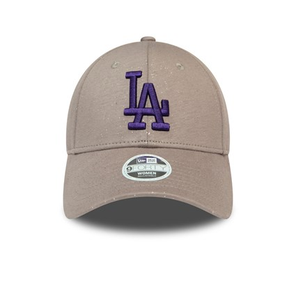 Los Angeles Dodgers Womens Jerey Grey 9FORTY Cap