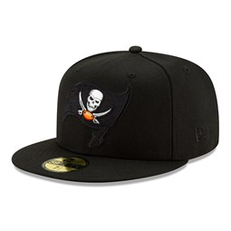 Casquette Tampa Bay Buccaneers Elements 2.0  59FIFTY, noir