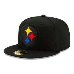 Casquette Pittsburgh Steelers Elements 2.0 59FIFTY, noir