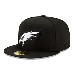 Casquette Philadelphia Eagles Elements 2.0  59FIFTY, noir