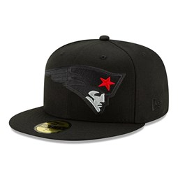 Casquette New England Patriots Elements 2.0  59FIFTY, noir