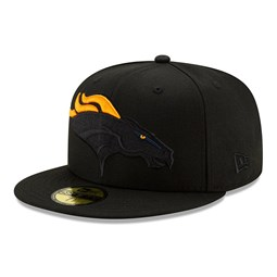 Casquette Denver Broncos Elements 2.0 59FIFTY, noir