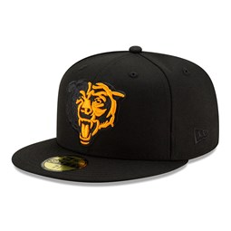 Casquette Chicago Bears Elements 2.0 59FIFTY, noir