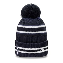 Tottenham Hotspur Jake Stripe Navy Bobble Knit