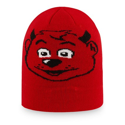 Manchester United Fred The Red Kids Cuff Knit