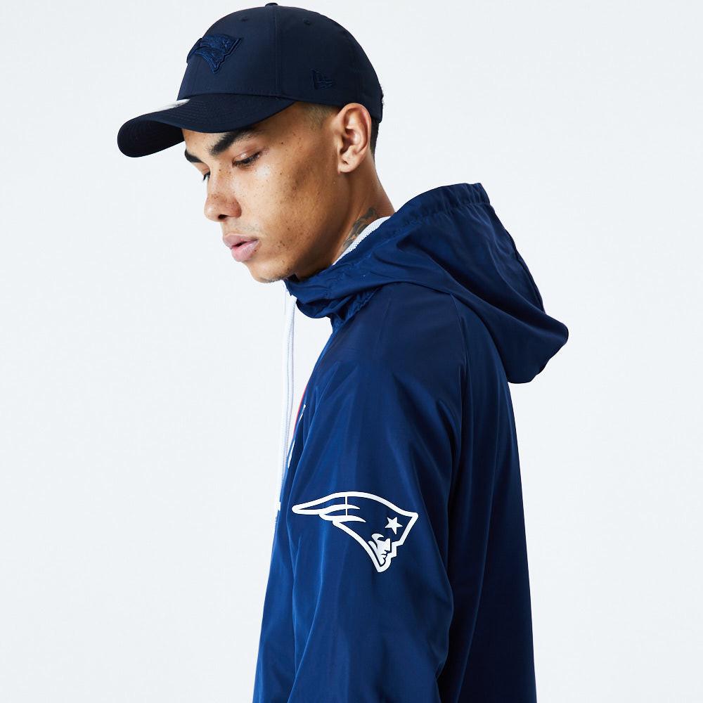 New England Patriots – Windbreaker in Blau