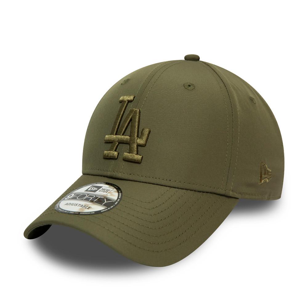 Cappellino Los Angeles Dodgers Tonal Nylon 9FORTY verde