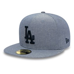 Los Angeles Dodgers Chambray Blue 59FIFTY Cap