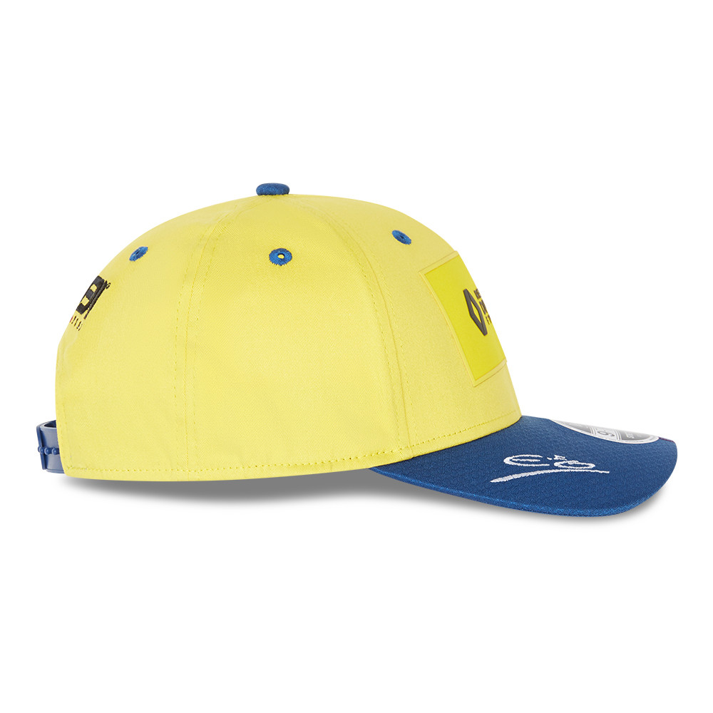 9FIFTY – Renault – Esteban Ocon 31 – Stretch-Snap-Kappe in Blau