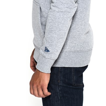 Indianapolis Colts Team Logo Grey Pullover Hoodie