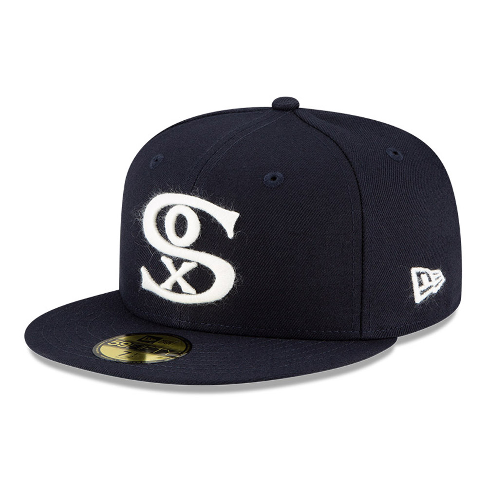 Casquette  59FIFTY Field of Dreams des Chicago White Sox, bleu marine