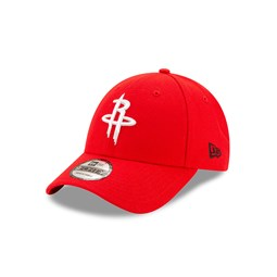 Cappellino Houston Rockets The League 9FORTY rosso