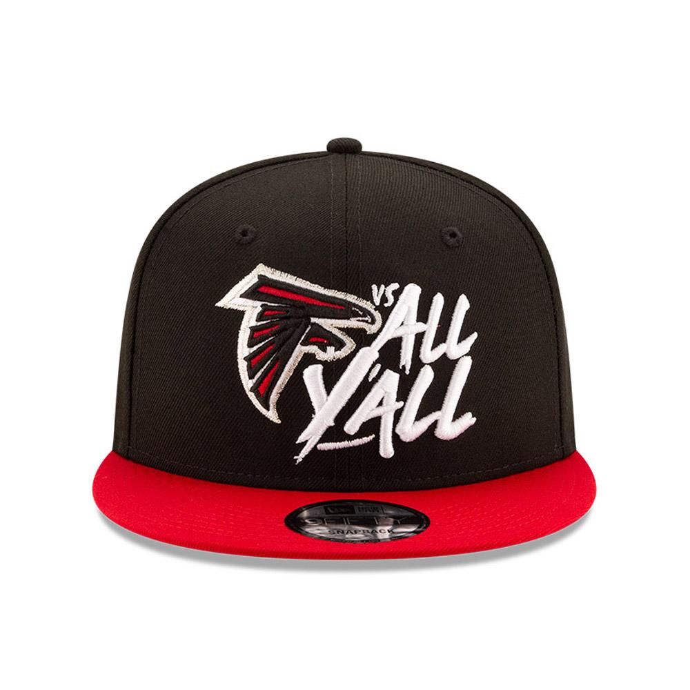 Casquette Atlanta Falcons 9FIFTY, noir