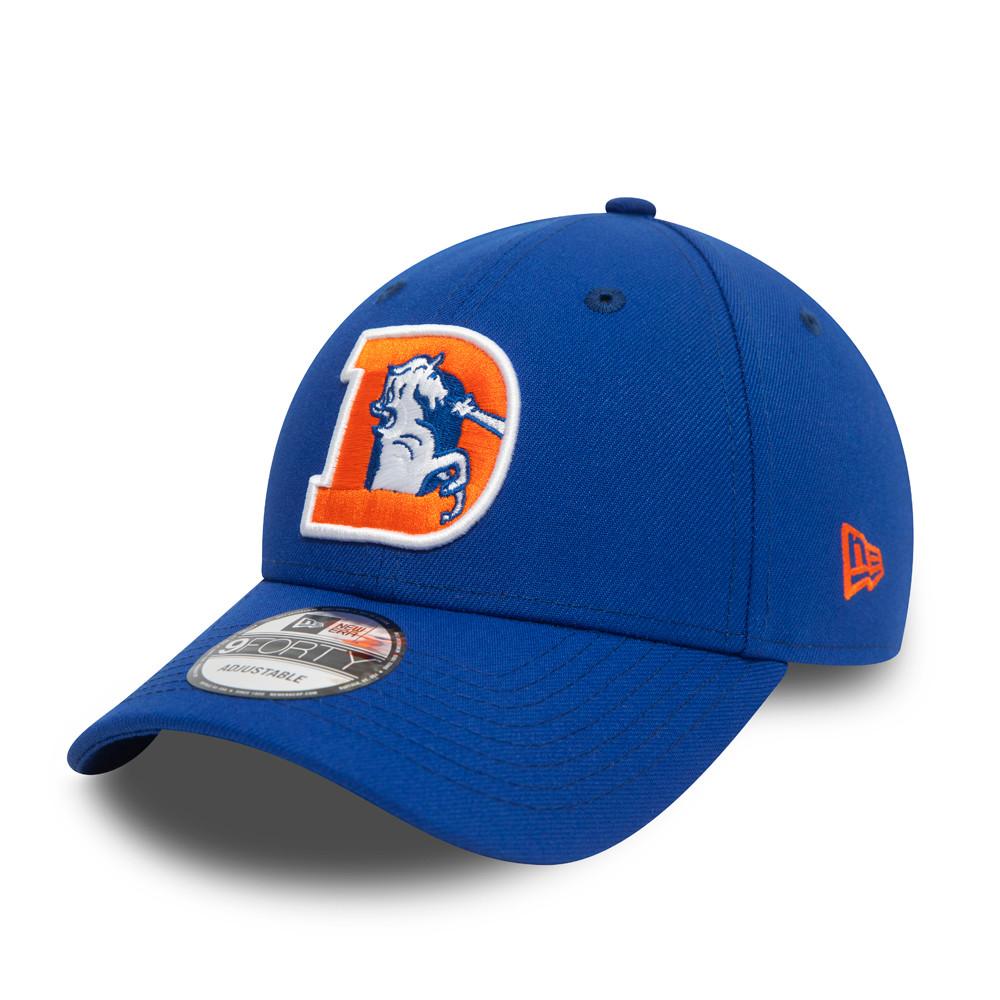 Gorra Denver Broncos 9FORTY, azul
