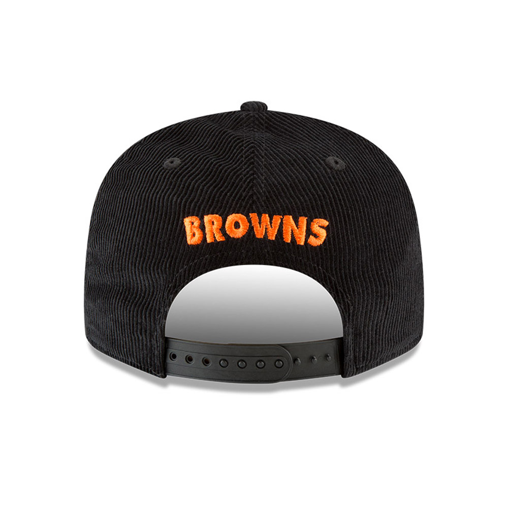 Casquette Cleveland Browns 9FIFTY, noir