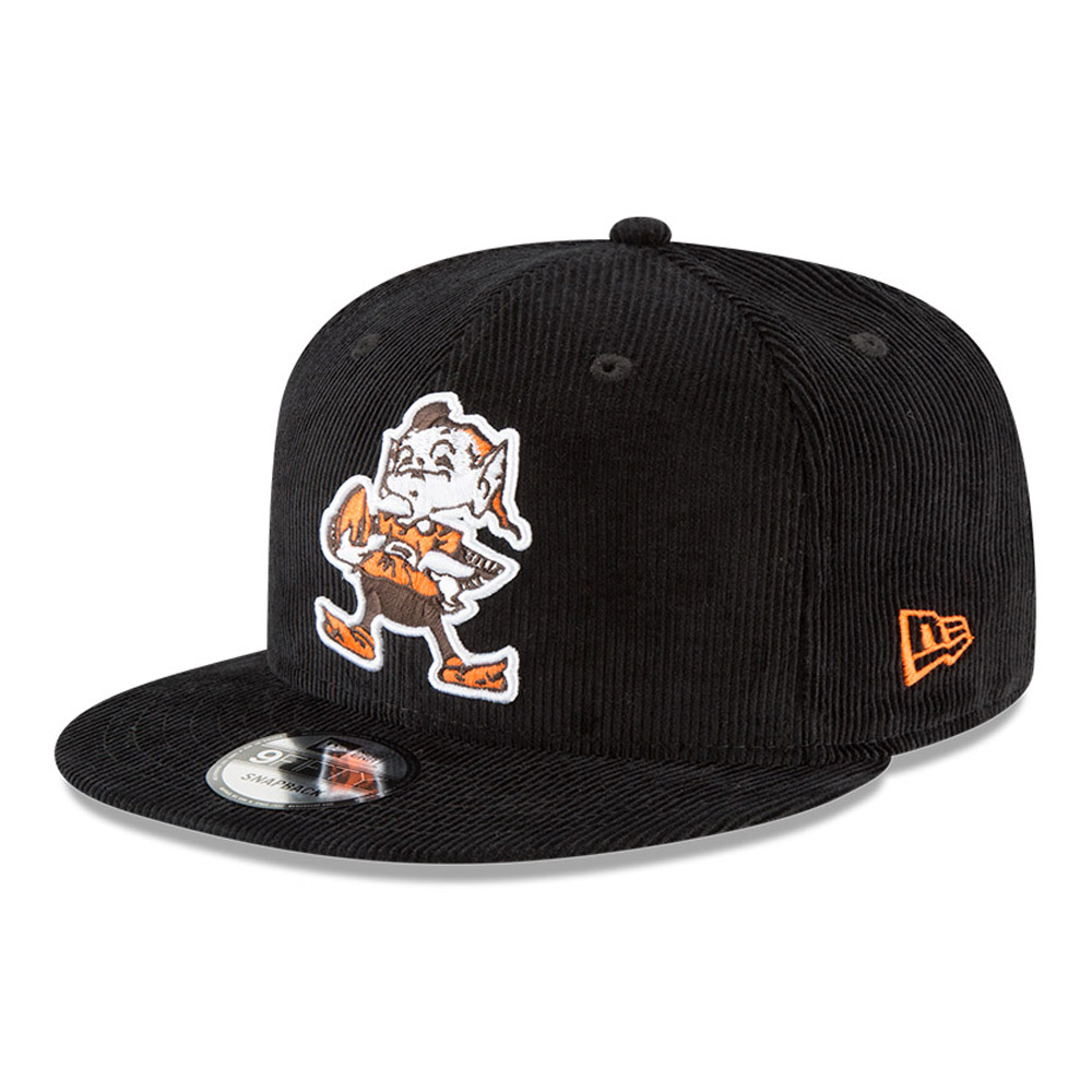 Cleveland Browns Black 9FIFTY Cap