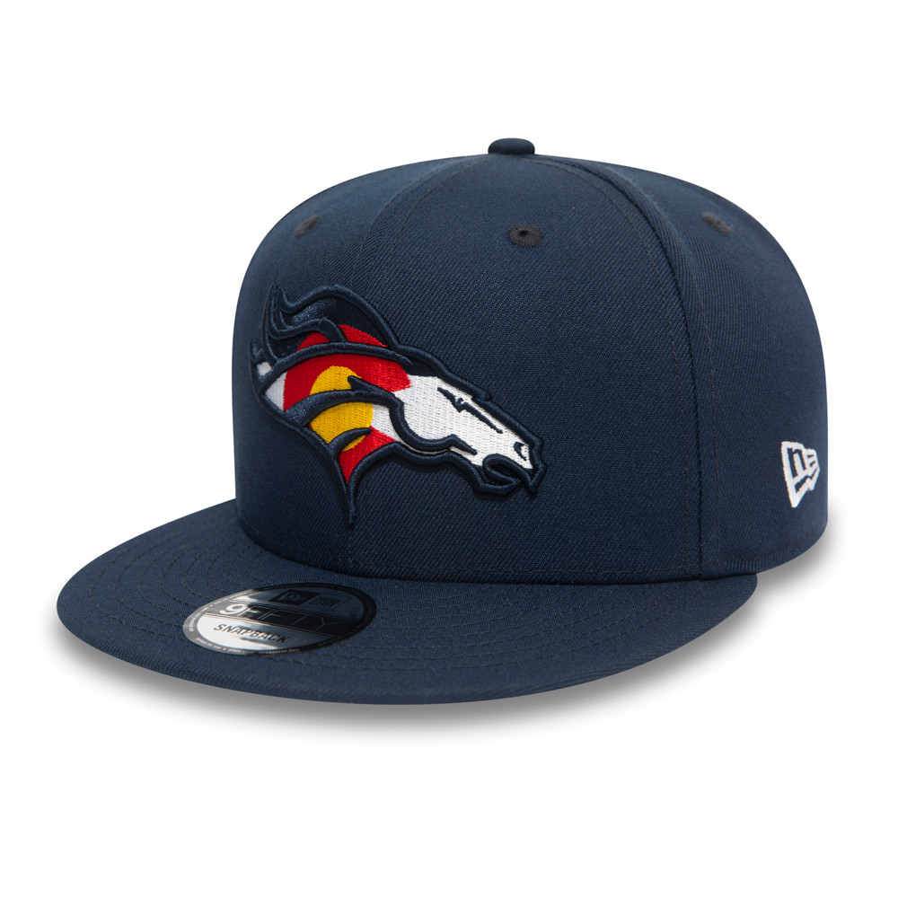 Denver Broncos Blue 9FIFTY Cap