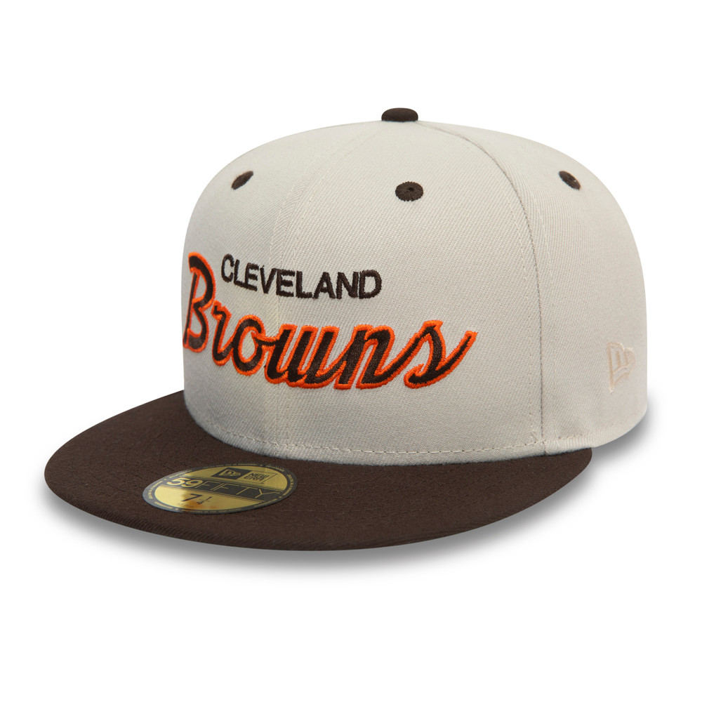 Casquette Cleveland Browns 59FIFTY, pierre