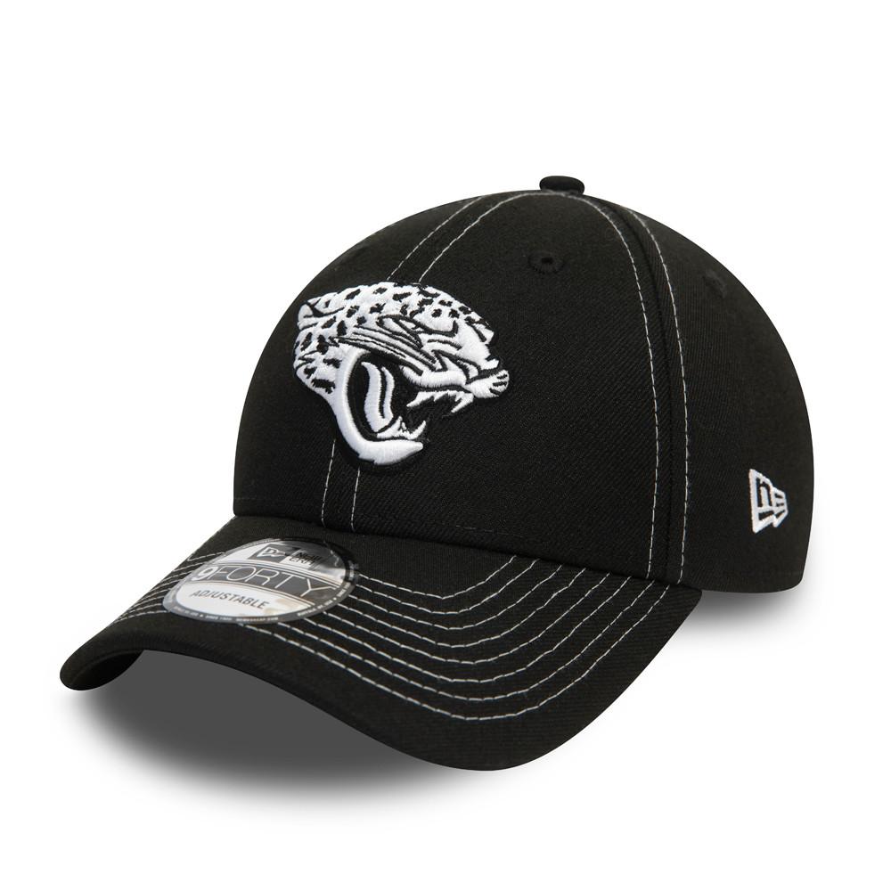 Jacksonville Jaguars White 9FORTY Cap