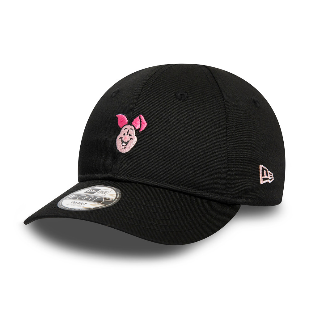 Piglet Character Infant Black 9FORTY Cap