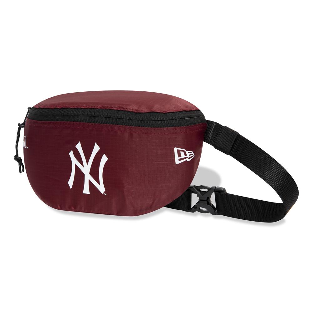 Mini riñonera New York Yankees, rojo