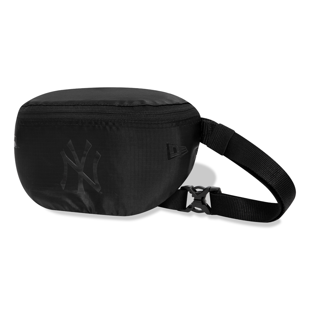 New York Yankees – Mini-Gürteltasche in Schwarz