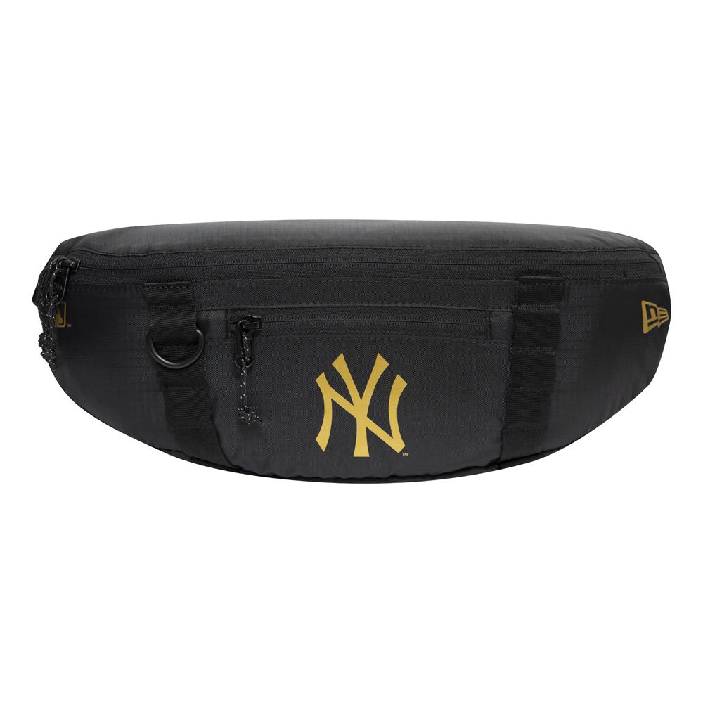 New York Yankees – Leichte Gürteltasche in Schwarz
