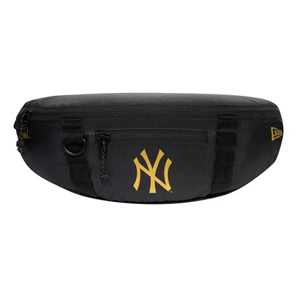 New York Yankees Black Light Waist Bag