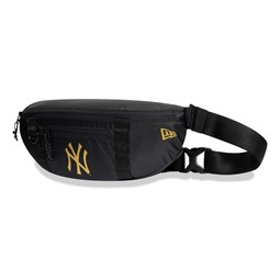 Riñonera New York Yankees Light, negro