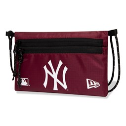 Mini sacoche New York Yankees rouge