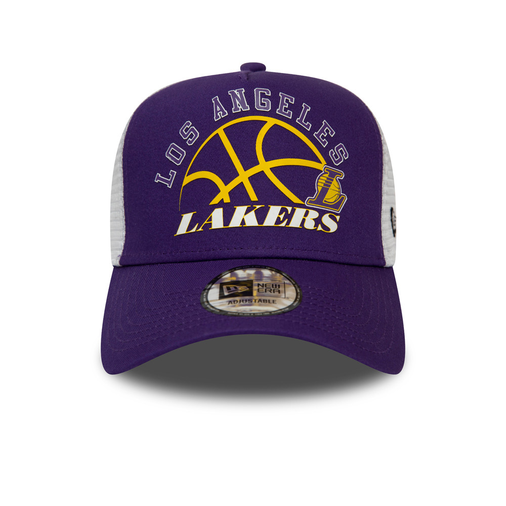 Los Angeles Lakers Graphic Trucker viola