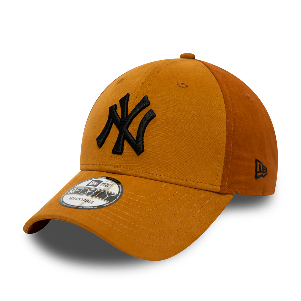 Cappellino New York Yankees Multi Pop Panel 9FORTY grigio pietra