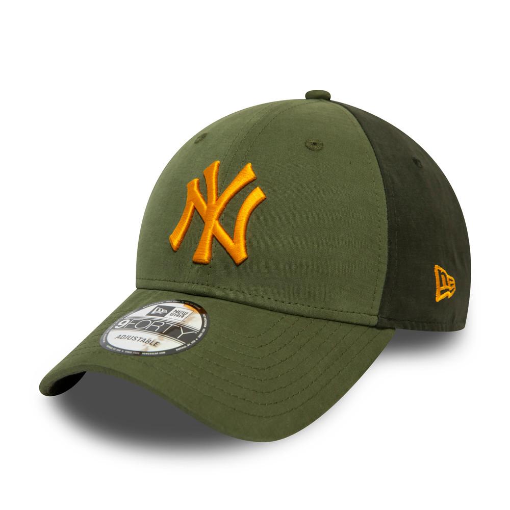 Casquette New York Yankees Multi Pop Panel 9FORTY Vert