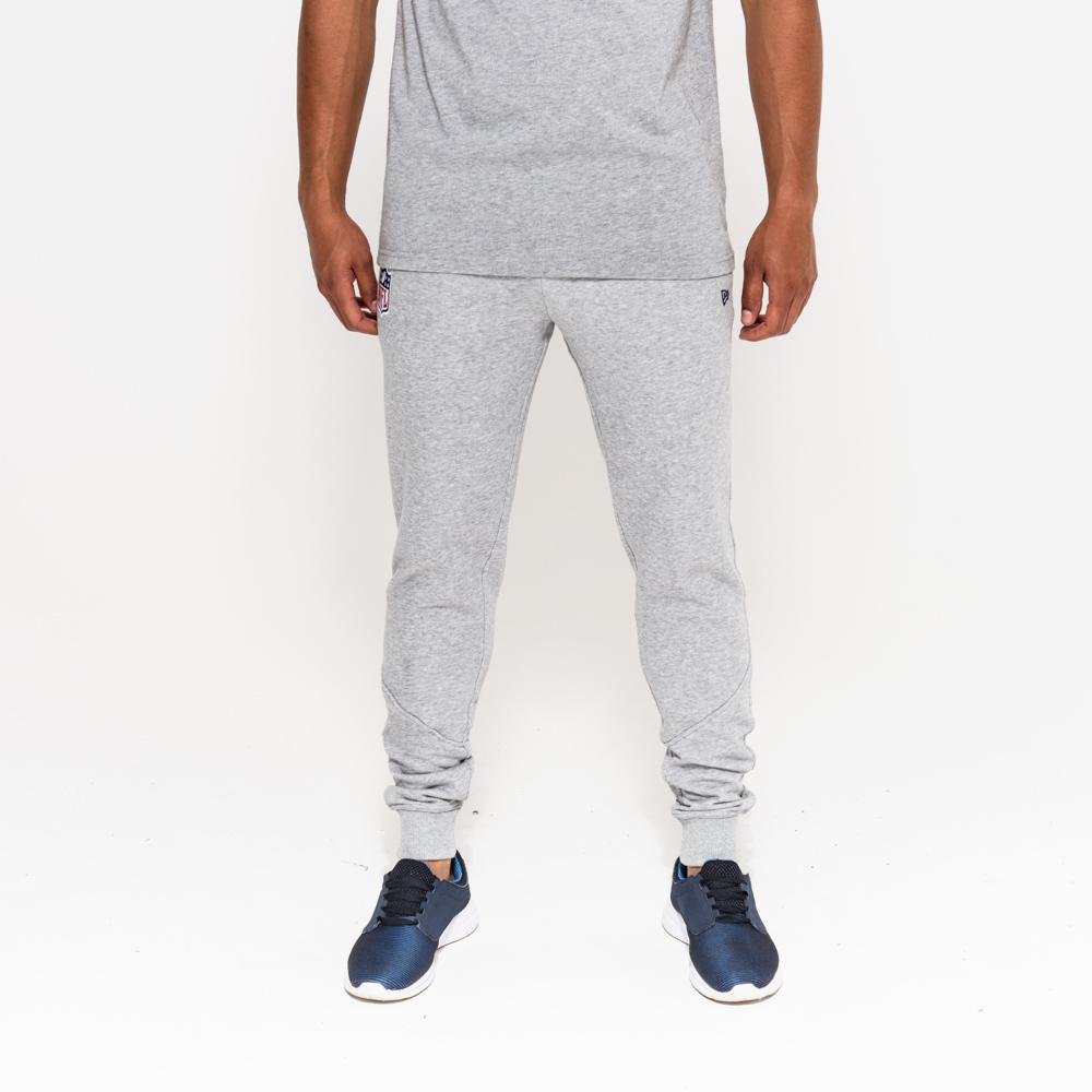 Pantaloni della tuta con logo NFL grigi