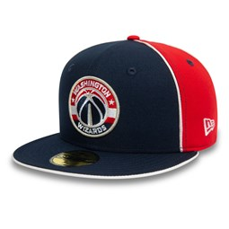 Washington Wizards NBA Piping 59FIFTY Cap