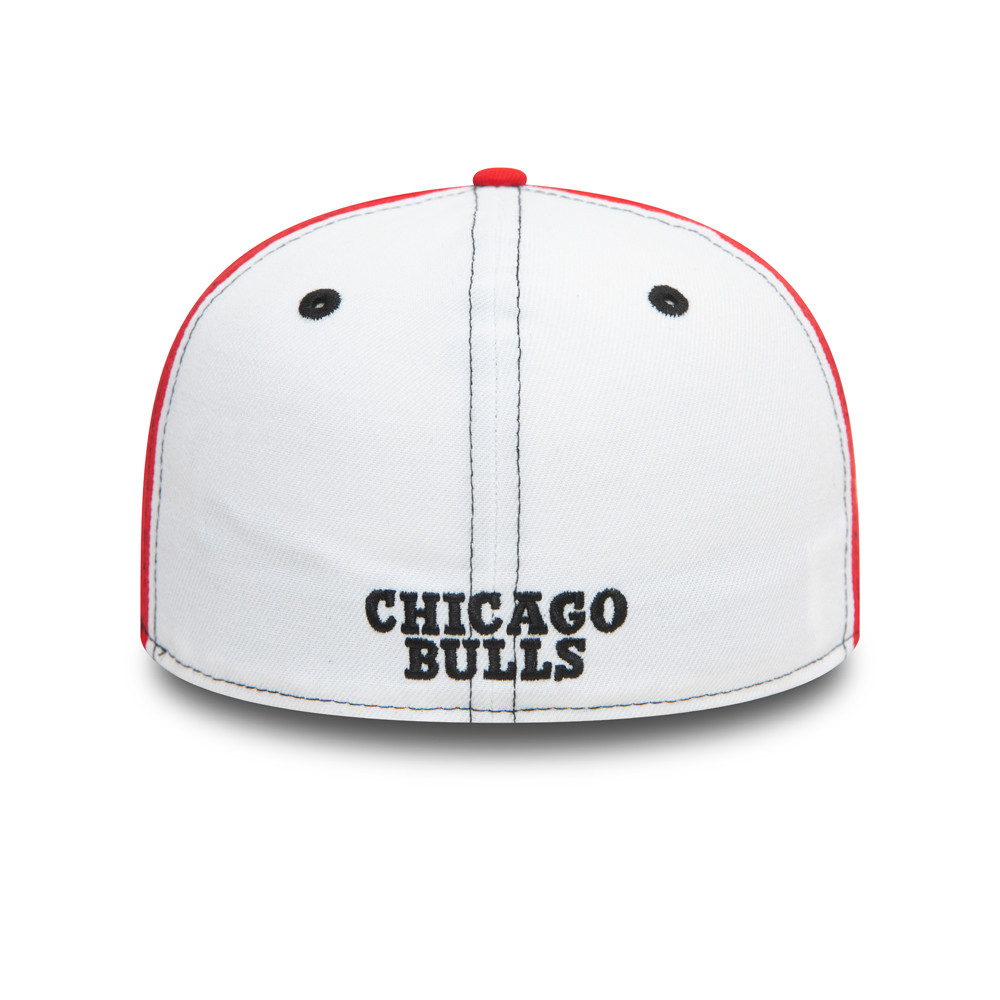Cappellino Chicago Bulls NBA Piping 59FIFTY