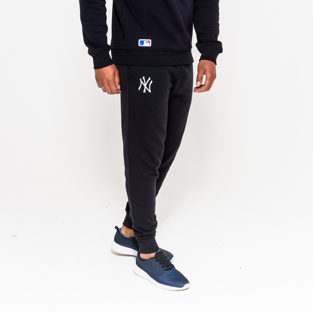 Nuevos Corredores York Yankees Con El Logotipo Grande En La Armada - Armada Nueva Era Gran descuento Venta barata 2018 Estilo de moda de venta 100% auténtico en venta tNdv9OJq