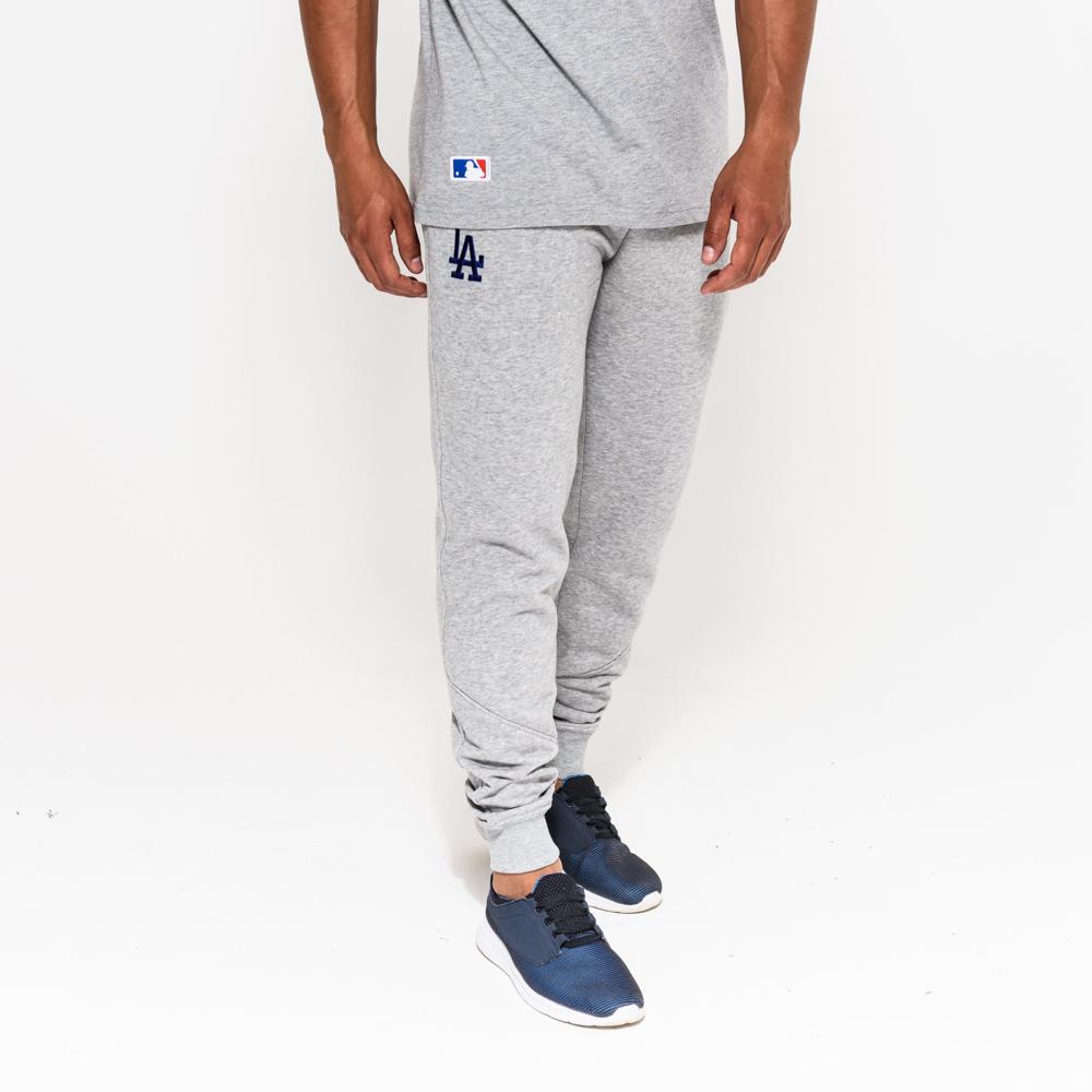 Los Angeles Dodgers Team Grey Track Pant | New Era