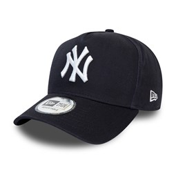 Cappellino Trucker New York Yankees Team Washed Black A-Frame