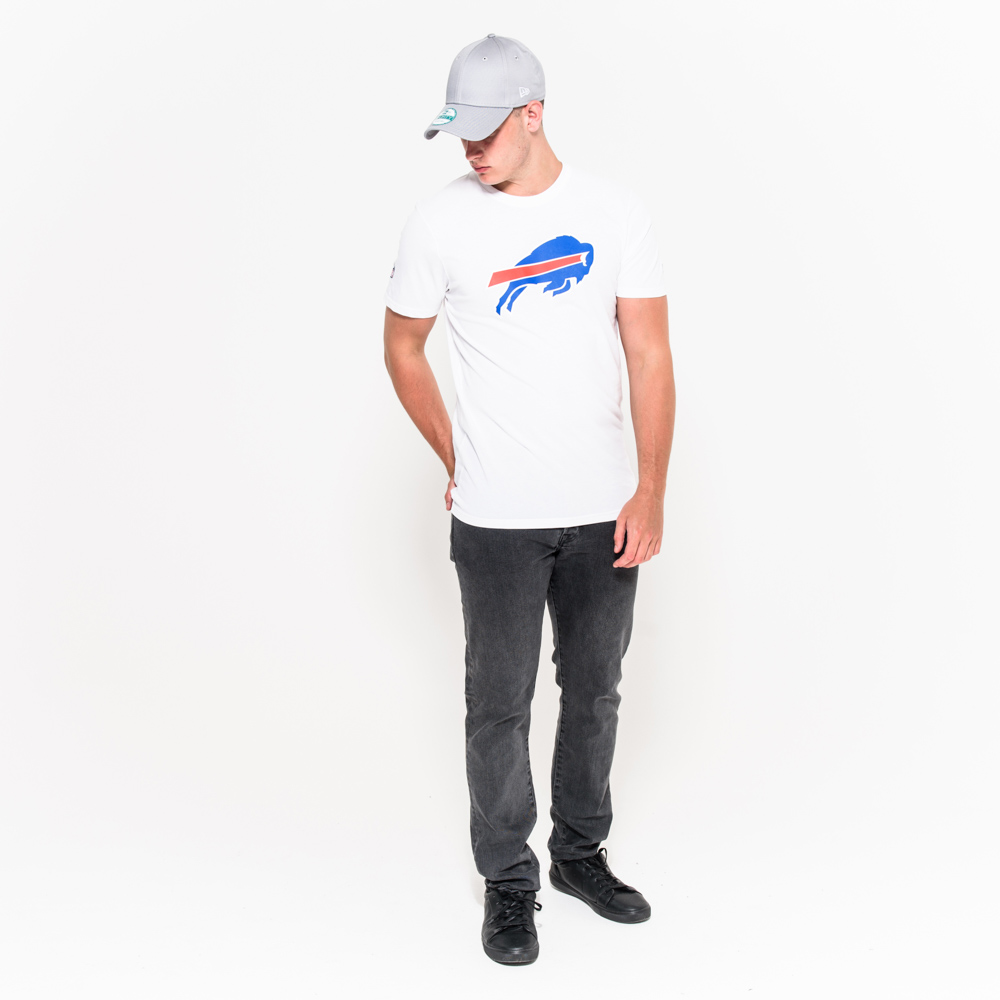 Buffalo Bills Team Logo White Tee