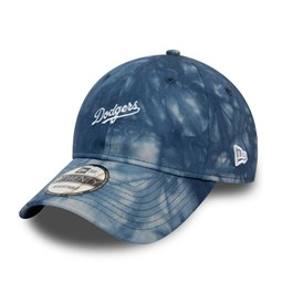 LA Dodgers Team Tie Dye Blue 9TWENTY Cap
